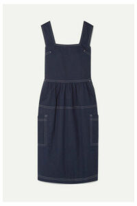 L.F.Markey - Vernon Denim Dress - Dark denim
