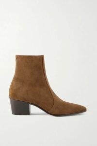Tibi - Cutout Alpaca-blend Sweater - Lilac