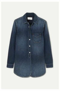 Current/Elliott - The Deck Denim Shirt - Indigo