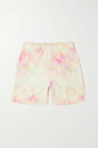 Chloé - Tiered Denim Midi Dress - Dark denim