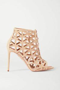 Akris - Indian Summer Printed Wool Shirt - Red