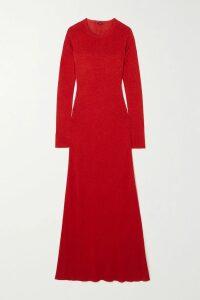 Ulla Johnson - Fleet Broderie Anglaise-trimmed Cotton-poplin Midi Skirt - White