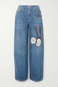CASASOLA - Ribbed-knit Midi Dress - Black