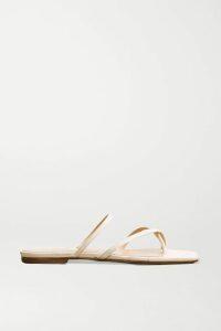 Alexandre Vauthier - Ruched Crystal-embellished Stretch-jersey Mini Skirt - Black