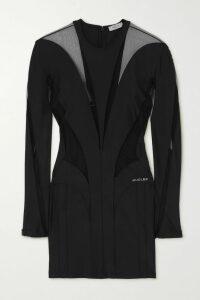 Caroline Constas - Bardot Off-the-shoulder Striped Cotton-blend Voile Maxi Dress - Yellow