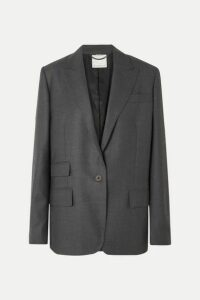 Stella McCartney - Wool Blazer - Gray