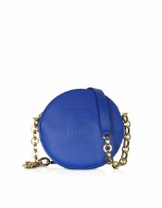Balmain Designer Handbags, Mini Disco Shoulder Bag