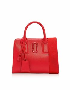 Marc Jacobs Designer Handbags, Little Big Shot DTM Satchel Bag