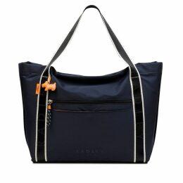 Johanna Konta Tote Large Zip-Top Tote Bag