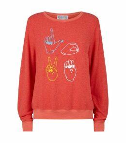 Love Signs Sweatshirt