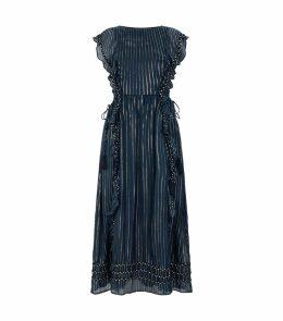 Jayd Ruffle Maxi Dress