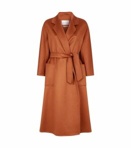 Long Cashmere Coat