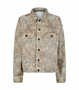 Cheetah Print Jacket