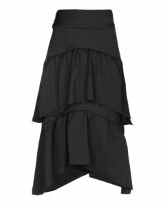 LOST INK SKIRTS Knee length skirts Women on YOOX.COM