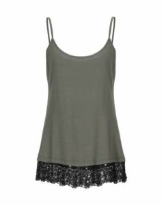 JUST FOR YOU TOPWEAR Vests Women on YOOX.COM
