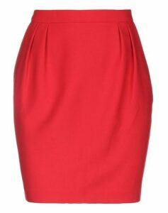 LOVE MOSCHINO SKIRTS Mini skirts Women on YOOX.COM