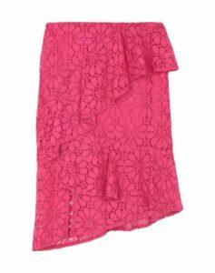 PEPITA SKIRTS 3/4 length skirts Women on YOOX.COM
