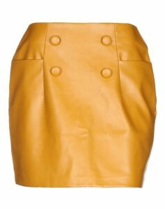 LOST INK SKIRTS Knee length skirts Women on YOOX.COM