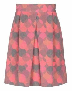 BLUKEY SKIRTS Knee length skirts Women on YOOX.COM