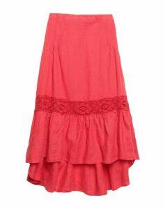 KATE BY LALTRAMODA SKIRTS 3/4 length skirts Women on YOOX.COM