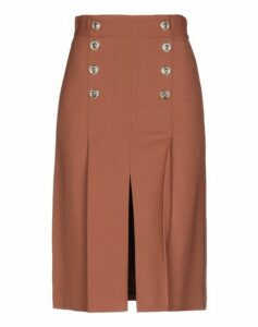 ELISABETTA FRANCHI SKIRTS Knee length skirts Women on YOOX.COM