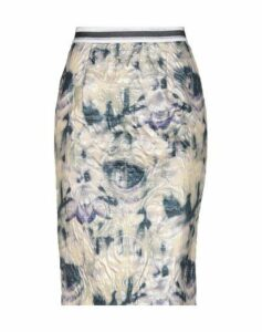 SHIRTAPORTER SKIRTS Knee length skirts Women on YOOX.COM