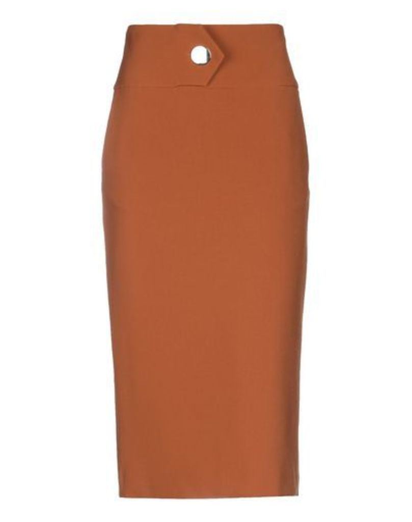 SPACE STYLE CONCEPT SKIRTS 3/4 length skirts Women on YOOX.COM