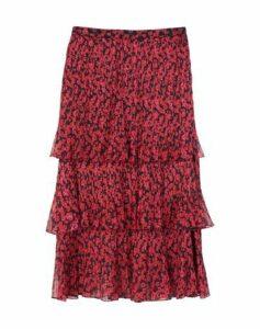 TRAFFIC PEOPLE SKIRTS 3/4 length skirts Women on YOOX.COM