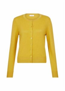 Maddie Cardigan Citron XL