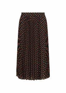 Rosalind Skirt Navy Multi 16