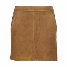 Vero Moda  VMDONNA  women's Skirt in Brown