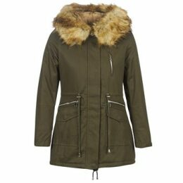 Betty London  LUCE  women's Parka in Green