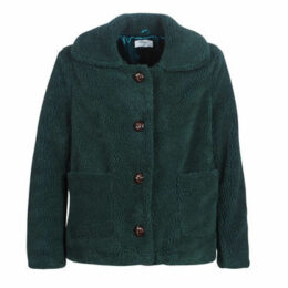 Betty London  LITIUS  women's Coat in Green