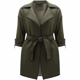 James Lakeland Trench Belt Coat