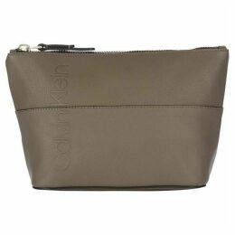 Calvin Klein Dual carryall makeup bag