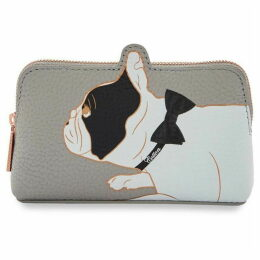 Ted Baker Prilla Cotton Dog Mini Makeup Bag