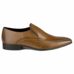 Scott and Taylor English Tan Leather Slip On Shoe