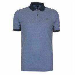 Gant Short Sleeve Polo