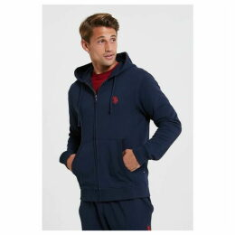 US Polo Assn US Core Zip Hoodie
