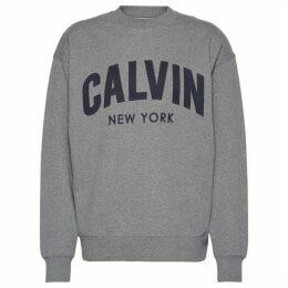 Calvin Klein Jeans Hikos Regular Cotton Sweatshirt