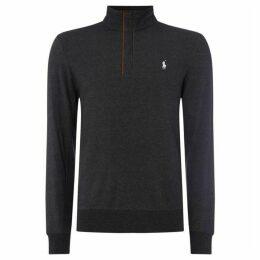 Polo Golf Half-Zip Sweatshirt