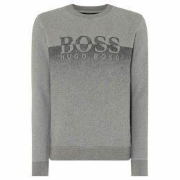 Boss Withmore Ombre Logo Sweatshirt