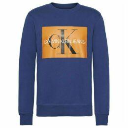 Calvin Klein Box Logo Sweatshirt