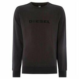 Diesel Willy Logo Sweatshirt