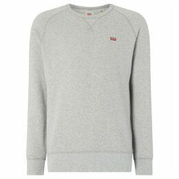 Levis Small Logo Crew Neck Sweatshirt