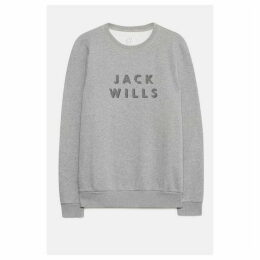 Jack Wills Long Sleeve Brayton Graphic Sweatshirt