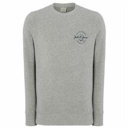 Jack and Jones Rafsmen Chest Logo Sweatshirt