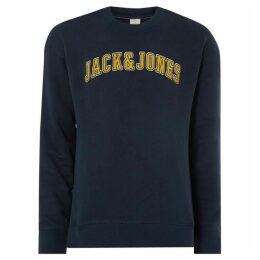 Jack and Jones Harvey Arch Graphic Sweatshirt