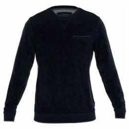Ted Baker Aceleb Towelling Sweatshirt