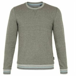 Ted Baker Long-Sleeved Jersey Sweatshirt